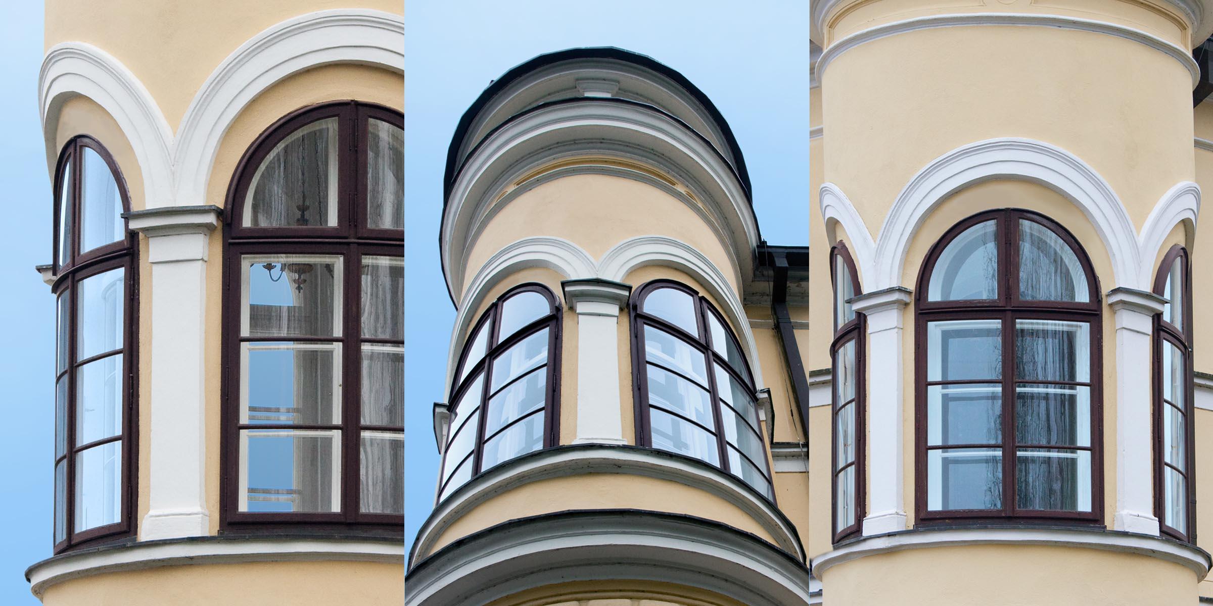 Kastenfenster im Schloss Bergheim Tischler Hans Hummer Feldkirchen an der Donau